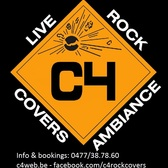 C4 Rock Covers, Coverband, Rock, Hard Rock band