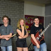 Band Be Four You, Pop, R&B, Rock band