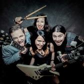The Dirty Denims, Hard Rock, Rock, Punk band