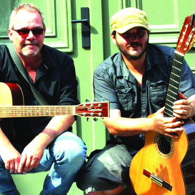 Duo Gin & Tonic, Wereldmuziek, Allround, Blues band