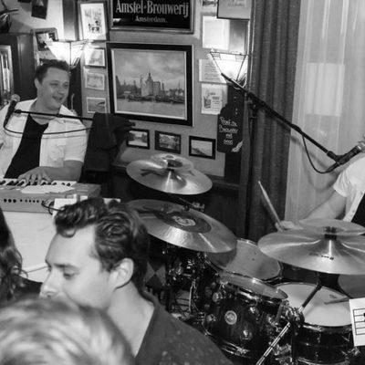 Lost my Keyz Pianoshow, Coverband band