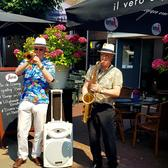 Muziek Duo the 2Notes saxofonist en trompettist, Pop, Easy Listening, Allround band