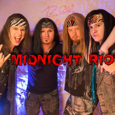 Midnight Riot, Rock, Metal, Hard Rock band