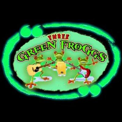 Three Green Froggs , Rock, Pop, Blues ensemble