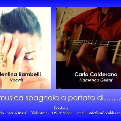 ENCUENTROS Spanish music acoustic duo, Akoestisch, Flamenco, Pop band