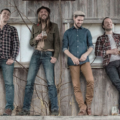 Moonshine Brigade, Country, Americana, Bluegrass band