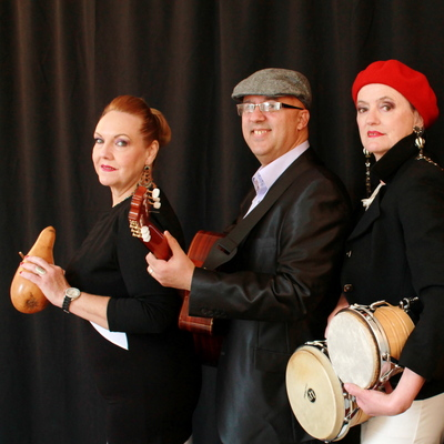 Trio Son Cubano, Latin, Wereldmuziek band