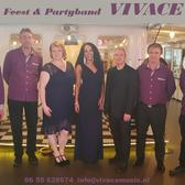 Feest & Partyband VIVACE, Allround, Entertainment, Tributeband band