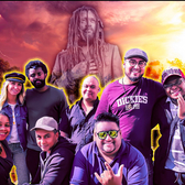 The LDE Tribute Band, Reggae, Tributeband, Wereldmuziek band