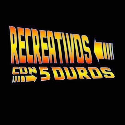 Recreativos con 5 Duros, Rock 'n Roll, Pop, Coverband band