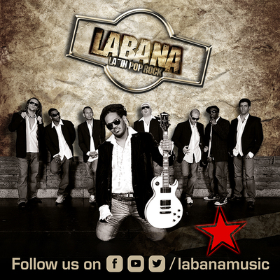 LABANA, Rock, Pop, Salsa band