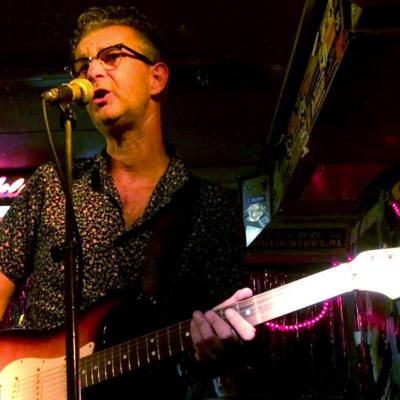 Jeff Winder Group, Blues, Rock, Tributeband band