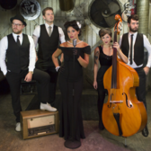 Velvet Radio, Pop, Jazz, Swing band