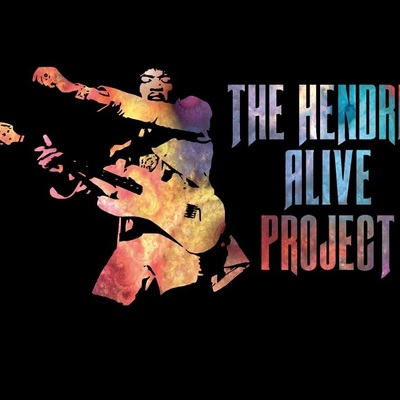 The Hendrix Alive Project, Blues, Rock, Tributeband band