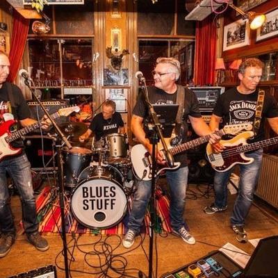 Blues Stuff, Blues, Rock 'n Roll, Rock band