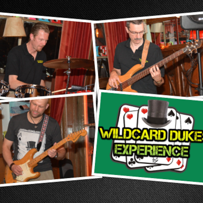 Wildcard Dukes Experience, Rock, Blues band