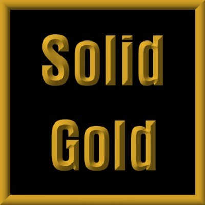 SOLID GOLD, 70s, Blues, Rock band