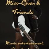 Miss-Gwen & Friends, Entertainment, Nederpop, Reggae soloartist