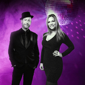 Dj met zangeres Purple G, Nu-Disco, Pop, Allround dj