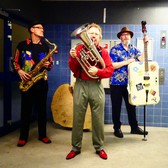 De bak band, Kleinkunst, Entertainment, Wereldmuziek band
