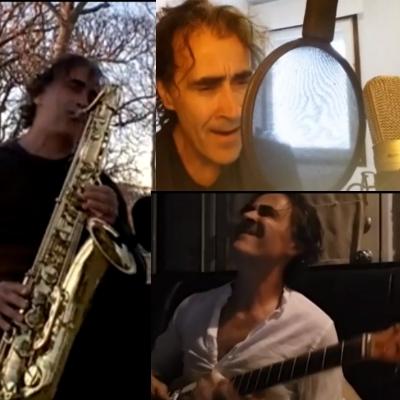 Fabián Giuri - Saxofonista - Cantante - Guitarrista, Wereldmuziek, Chill out, Jazz soloartist