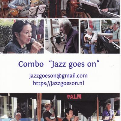 """Combo """"Jazz goes on"""", Jazz, Swing, Latin ensemble"""