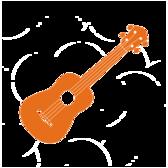 Ukulelenorchester Dorfen, Akoestisch, Rock, Pop band