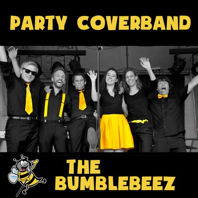 The BumbleBeez, Coverband, Pop, Allround band
