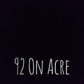 92 on acre, Americana, Country, Alternatief ensemble