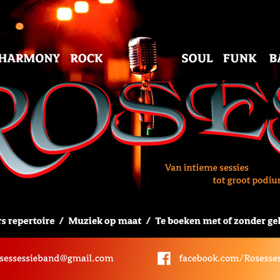 Roses, Coverband, Easy Listening, Soul band