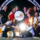 Turnback & The Blazing Babes, Coverband, Allround, Soul band