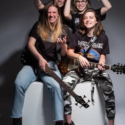 The Rockababes, Rock, Heavy metal, Pop band