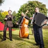 PIROSKA trio, Gipsy, Allround, Akoestisch ensemble