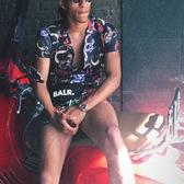 Shaqblaq, R&B, Afro, Rap soloartist