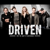 DRIVEN allround coverband, Coverband, Entertainment, Allround band