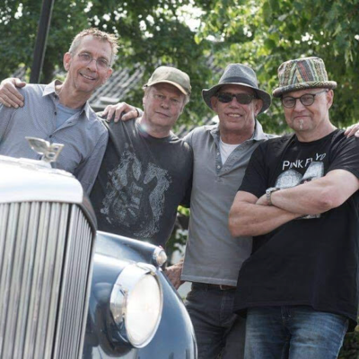 Old Bones Blues band, Blues, Rock, Funk band