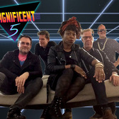 Magnificent5, 80s, Disco, Nederpop band