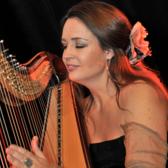 Harpiste Petra Rosa, Klassiek, Pop, Easy Listening soloartist