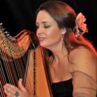 Harpiste Petra Rosa, Easy Listening, Klassiek, Pop soloartist
