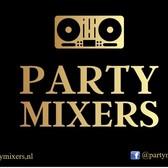 Partymixers Drive in show, Allround, 80s, 90s dj