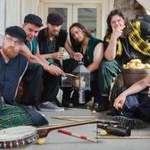 The Royal Spuds, Punk, Folk, Ska band