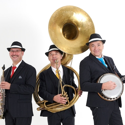 Only New Jazz Band, Jazz, Swing, Fanfare band