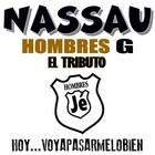 """NASSAU """"EL TRIBUTO A HOMBRES G"""", Pop band"""