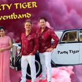 Party Tiger, Dance, Coverband, Pop band