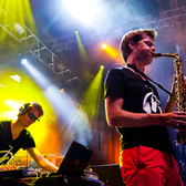 DJ & Sax - John & Mr Smith, Pop, House, Dance dj