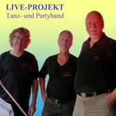 LIVE-PROJEKT, Coverband, Schlager, Rock band