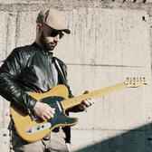 Francesco Renna, Singer-songwriter, Folk, Blues soloartist