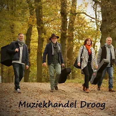 Semi Akoestiche band      Muziekhandel Droog, Akoestisch, Coverband, Allround band