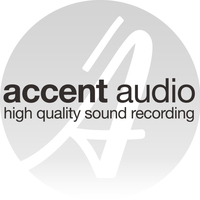 Logo accent audio 2018
