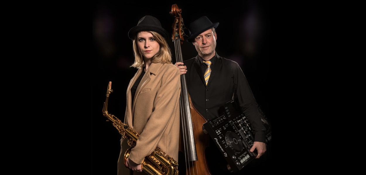 saxofoon duo